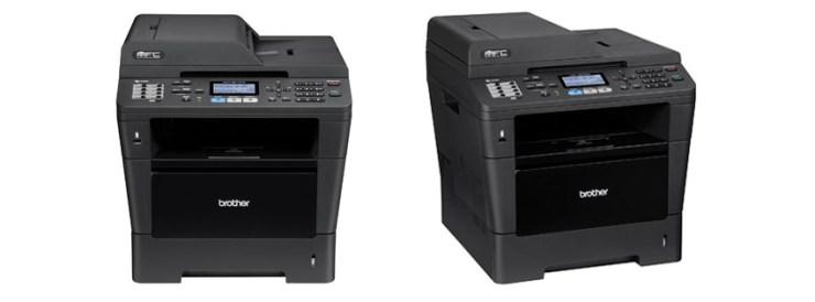Brother MFCDN Monochrome Printer