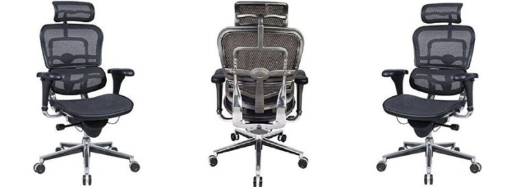 Ergohuman ME ERG W0W Swivel Chair