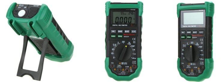 Mastech MS Auto Range in Multi functional Digital Multimeter