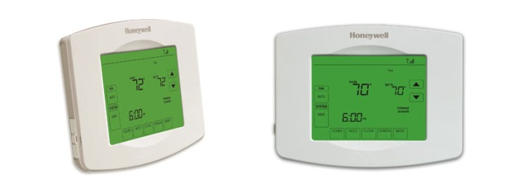 Honeywell RETBD U Wi-Fi Programmable Touchscreen Thermostats
