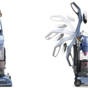 Hoover T Series WindTunnel Pet Rewind UH Bagless Upright Vacuum