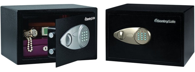 SentrySafe X0 Security Safe