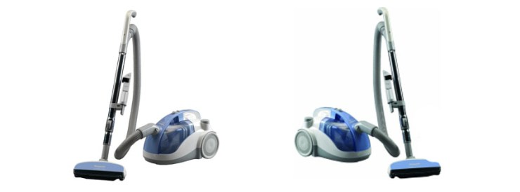 Panasonic MC CL Bagless Suction Canister Vacuum Cleaner