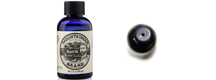 Mountaineer Brand Natural Beard Oi WV Timber