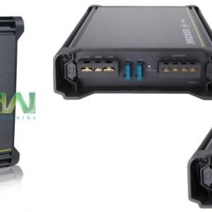 NEW KICKER DX Ohm Mono Class D Car Audio Amplifier