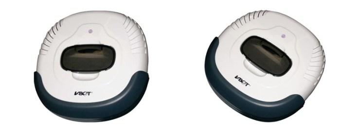 P P V Bot Robotic Vacuum Cleaner