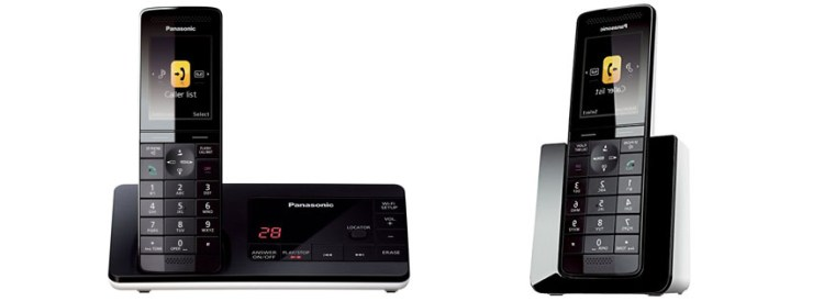 Panasonic KX-PRWW dect Handset Landline Telephone