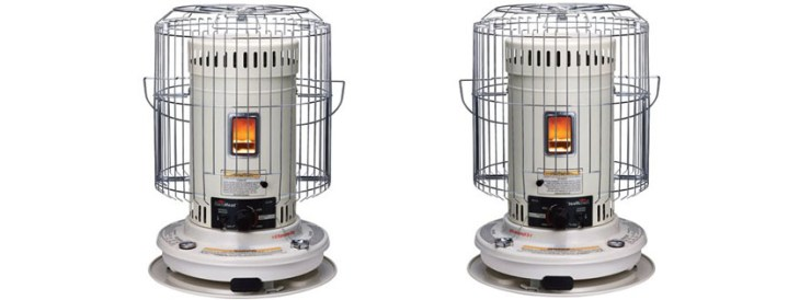 Sengoku KeroHeat Convection Portable Kerosene Heater