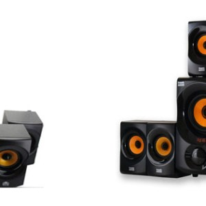 35a998e98d7 Acoustic Audio AA5170 Home Theater 5.1 Bluetooth Speaker System -