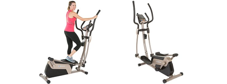 Best Exerpeutic Magnetic Elliptical Trainer