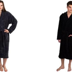 Best TowelSelections Super Soft Plush Bathrobe