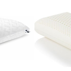 Best Zoned Memory Foam Pillow