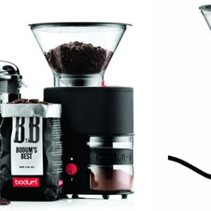 Bodum Electric Burr Coffee Grinder