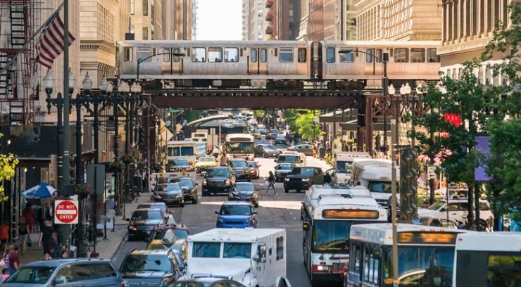 Population of Chicago