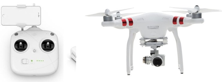 DJI 2.7K, HD Video Recording DJI Quadcopter Drone