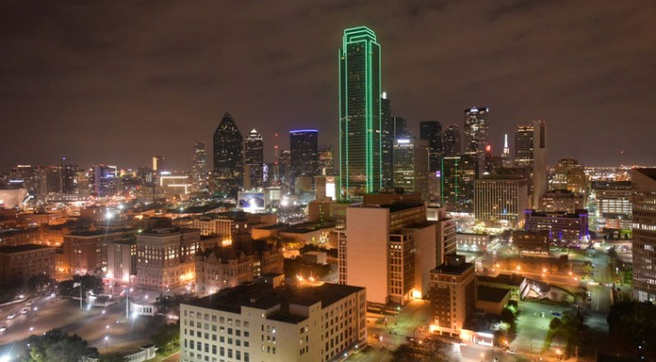 Population of Dallas