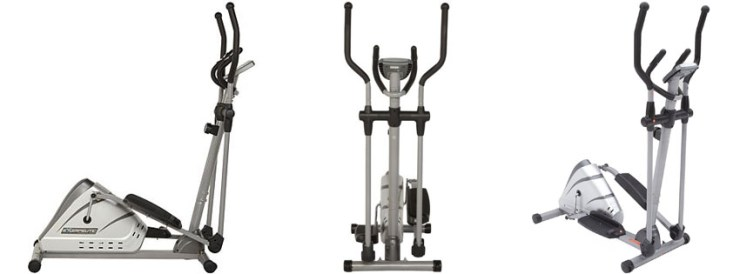 Exerpeutic Heavy Duty Magnetic Ellipticals