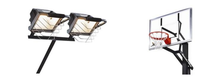 Goalrilla GS54 54″ Basketball System