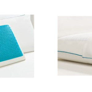 Hyrdraluxe Foam Bed Pillow
