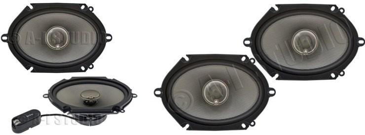 Infinity 6829CF 300W Speakers