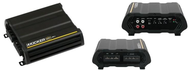 Kicker X CXSeries Monoblock Power Amplifier