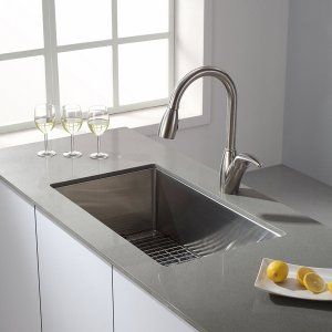 Kraus KHU 100-30 Kitchen Sink