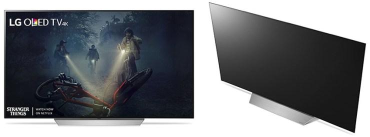LG Electronics OLEDCP Ultra HD Smart OLED TV
