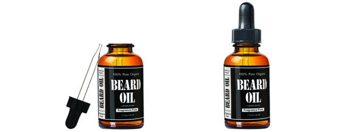 Leven Rose Best Beard Oil