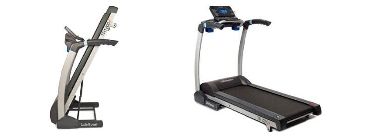 LifeSpan TR 1200i Treadmill