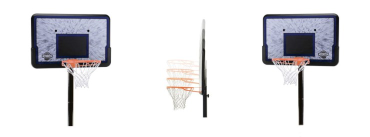 Lifetime 1221 Pro Court System with Backboard