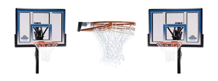 Lifetime 90020 Height Adjustable Basketball System