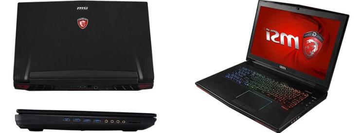 MSI Computer GT72 DOMINATOR Laptop