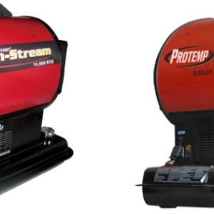 Pro-Temp Kerosene Stream Heater