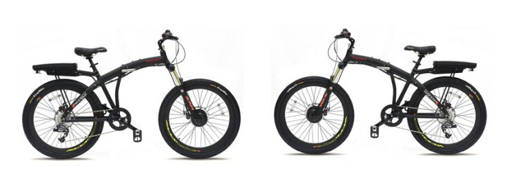 Prodeco V3 Phantom X Lite 9 Speed Electric Bicycle
