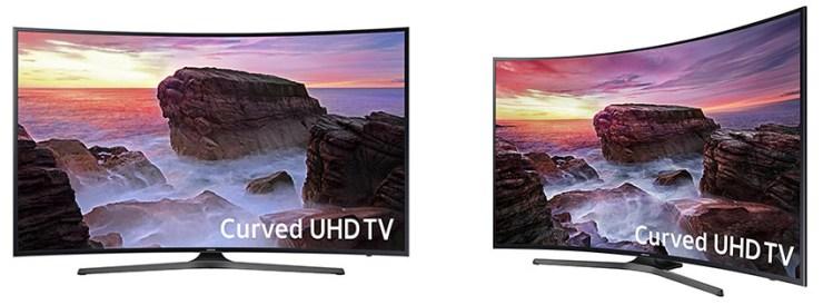 Samsung Electronics Ultra HD Smart LED TV