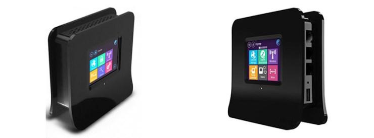 Securifi Almond 2015 Touchscreen Router Range Extender