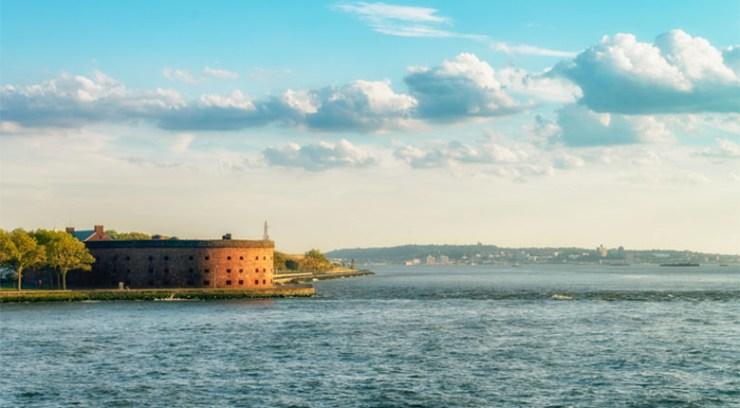 Island Ferry of NewYork USA