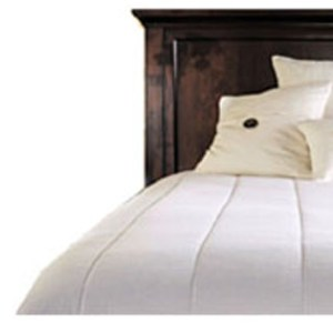 Sunbeam Quilted Polyester Mattress Pad