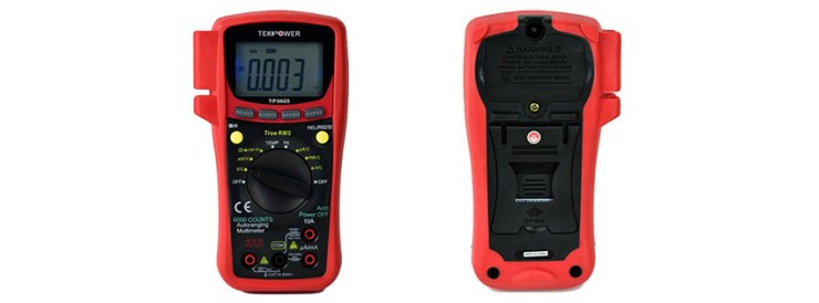TekPower TPBT Wireless Multimeter