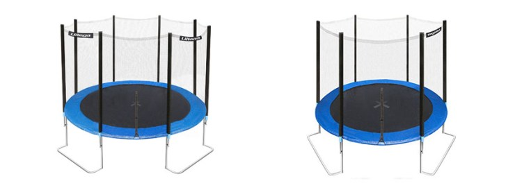 Ultega – 12ft Jumper Safety Net