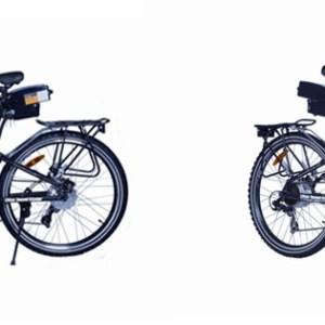 X-Treme Scooters Folding Electric Mountain E-Bike -