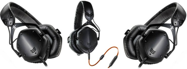 V-MODA Crossfade M-100 Over-Ear Metal Headphone