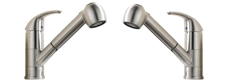 VCCUCINE Brushed Nickel Faucet