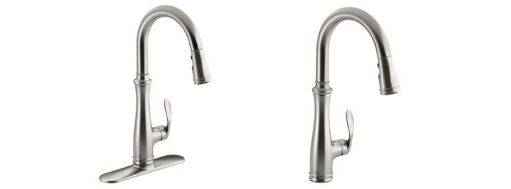 Kohler Belera Pull-Down Faucet