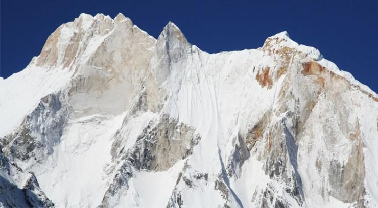 Meru Peak, Himalayan Mountains