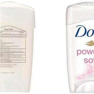 Dove Deodorant Clinical Powder Soft