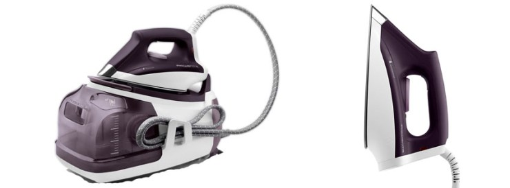 Rowenta DG Perfect Steam Irons