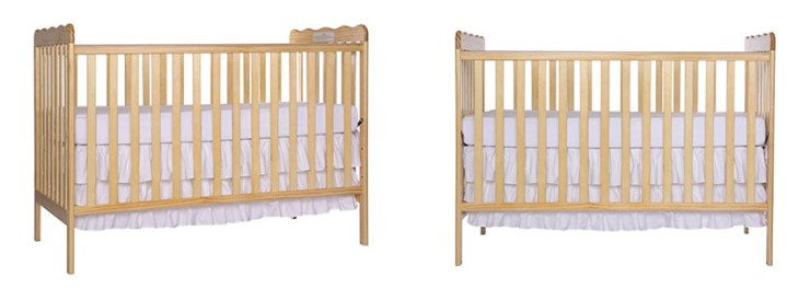 Dream On Me Classic Convertible Crib