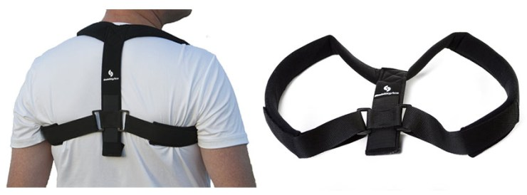 Oppo Medical Elastic Posture Aid Clavicle Brace Unisex Natural