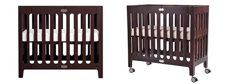 Orbelle Trading Roxy Three-in-One Portable Crib
